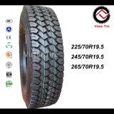 Pneu super da qualidade TBR, pneu do barramento, pneu do caminhão (7.50R16, 8.25R16, 11R22.5, 12R22.5, 295/80R22.5)