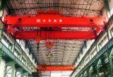 Weihuaの二重ガードEotの電気オーバーヘッド走行クレーン