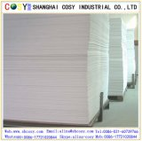 Feuille en plastique à haute densité de devise de PVC de panneau pour l'impression et la publicité