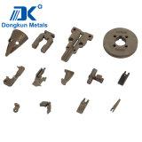Personalize aço e peças fundidas de alumínio para Machinery
