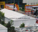 Preiswertes Aluminiumrahmen-Zelt-feuerfestes Lager für Ereignisse