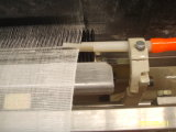 Jlh 740のガーゼファブリックガーゼの包帯の編む機械