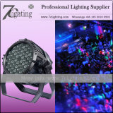 Напольное UV освещение влияния этапа освещения 162watt DMX СИД Blacklight партии