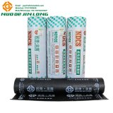 APP Gewijzigde Waterdichte Membraan van het Bitumen met Folie Aluminnum