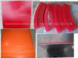 Resistente ao desgaste e revestimento de poliuretano PU o revestimento de desgaste