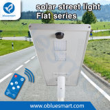 luz de calle solar ahorro de energía ligera al aire libre 40W