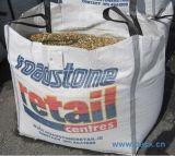 Grand sac pour l'engrais chimique avec le rabat supérieur