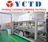 De thermische verpakkende machine van de krimpfolieKrimpfolie voor de drank van het Carbonaat met Ce- certificaat
