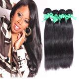 100% новых прав Virgin шелковистой прямые волосы Toupee для женщин