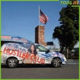 Vinil auto-adesiva 3D Funny Car Sticker Desing Imprimir