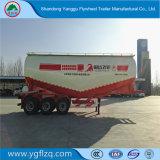 3 Fuhua/BPW Tanker van het Cement van Assen 40-65m3 de Verticale Bulk/Aanhangwagen van de Vrachtwagen van de Tank de Semi