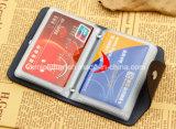 حارّ يبيع تصميم رجال محفظة جيب بطاقة محفظة