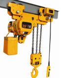 5t L tipo grua Chain elétrica do trole