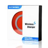 OEM / ODM Meilleur 7.5W chargeur sans fil rapide Pad pour iPhone 8 X/iPhone/iPhone 8 Plus