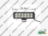 Le CREE de pouce 36W de la barre 7 d'éclairage LED ébrèche les camions pilotants tous terrains