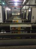Machine d'impression de Flexography de quatre couleurs