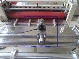 آليّة عمليّة قطع لاصق آلة