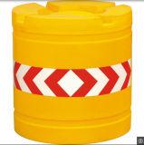 PET Rolling Molding Road Water Barrier für Traffic