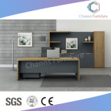 one Salts Wooden Office Desk L Shape Office Counts (CAS-MD18A65)
