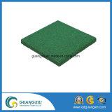 stuoia di gomma del pavimento di Crossfit di anti slittamento spesso di 3mm-12mm nel pavimento di gomma di ginnastica del rullo