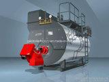 ヨーロッパの品質のガス燃焼の蒸気ボイラ/イタリアのブランドのバーナー/110V蒸気発電機