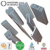 Profilo di alluminio/di alluminio dell'espulsione per la finestra ed i portelli di legno del grano