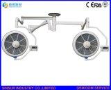 China kwalificeerde het Chirurgische Dubbele LEIDENE van het Plafond van de Koepel Licht van de Verrichting
