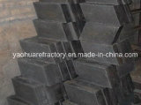 Torpedo Ladles를 위한 Anti- Stripping Aluminum Silicon Carbide Carbon Brick Refractory Ladle Lining Bricks