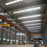 Struttura d'acciaio del blocco per grafici del metallo portatile prefabbricato dell'indicatore luminoso per il magazzino d'acciaio