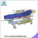 Manuell Krankenhaus-Steigen-und-Fallen medizinische Bahre-Laufkatze (einfacher Typ)