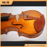 Comercio al por mayor calidad en los baratos Abeto macizo violín 4/4.