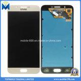 SamsungギャラクシーA8のための携帯電話LCDの表示のタッチ画面アセンブリ