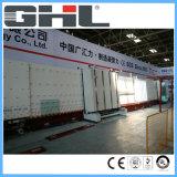 Plat vertical en appuyant sur double/Hollow/machine de verre isolé