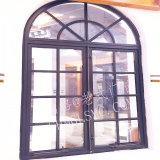Utilisé en acier métallique extérieur rétro Windows