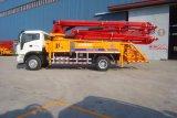 30m Truck-Mounted Pompe à béton camion/pompe de la rampe avec ce chariot&ISO9001