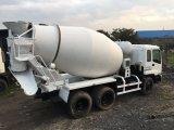 Disponibile-CA dell'Nessun-Meccanico-Errore di Max-25ton 6*4-LHD-Diesel-Steering/camion utilizzato Isuzu betoniera della baracca 10cyinders-10PE1-Engine
