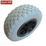 2.50-4 libre plate en mousse PU pelouse Mover Roue des pneus