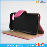 iPhone 7/7 аргументы за крышки Flip кожи PU бумажника добавочное