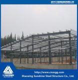 2017 Prefabricted Estrutura de aço utilizados na construção da estrutura Prefab House