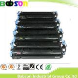 Venta directa de fábrica de cartuchos de tóner de color compatible con HP Q6000A, P60001A, P60002P60003A, una alta calidad/Fast venta