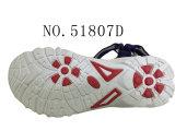 51807女性「sおよび人のサンダルの靴の標準的な靴