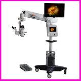 Микроскоп деятельности верхнего качества Rsom-2000ex Китая офтальмический