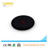 LED 가벼운 무선 충전기 패드를 가진 소형 휴대용 고무 무선 비용을 부과 선창