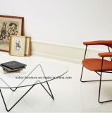 (SD-5003) Moderne Hotel-Gaststätte-Wohnzimmer-Möbel-Glaskaffeetisch