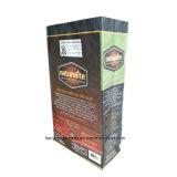 2 capas de Kraft de papel de la bolsa de la barbacoa del Bbq del saco del carbón de leña