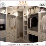 Europäische Art-Eichen-Holz-Schlafzimmer-Möbel-Garderoben