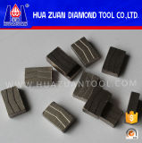 Het 1200mm MultiSegment van uitstekende kwaliteit van de Diamant van het Blad voor de Scherpe Steen van het Basalt enz. van het Zandsteen van het Graniet