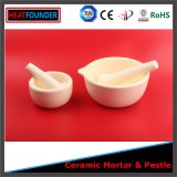 L'alta qualità Cina ha reso ad allumina di temperatura elevata 99% il mortaio di ceramica