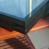 ガラス15mm+21A+15mmの平らな透過低いE二重パネル