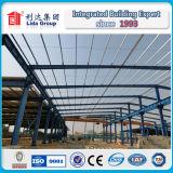 Hangar de la estructura de acero de Dubai